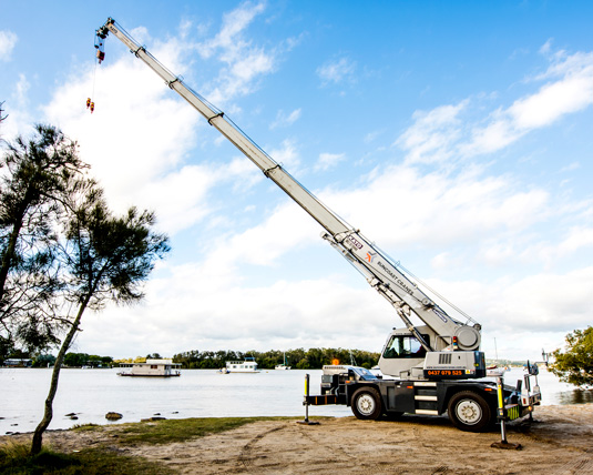 Suncoast Cranes | Crane and Rigging Services, Sunshine Coast
